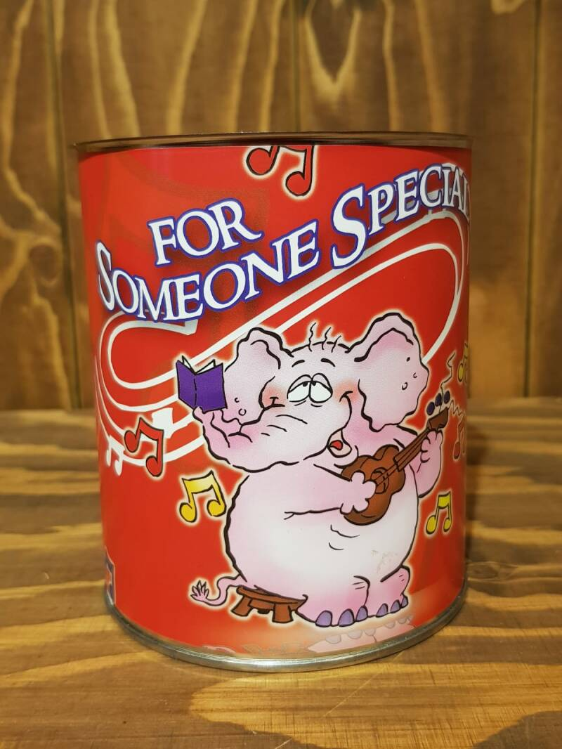 For someone special - Gevuld funblik