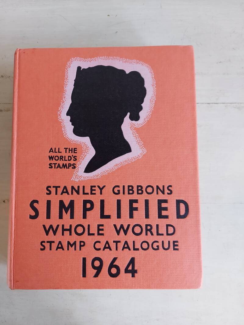 Stanley Gibbons Simplified Whole World Stamp Catalogue 1964