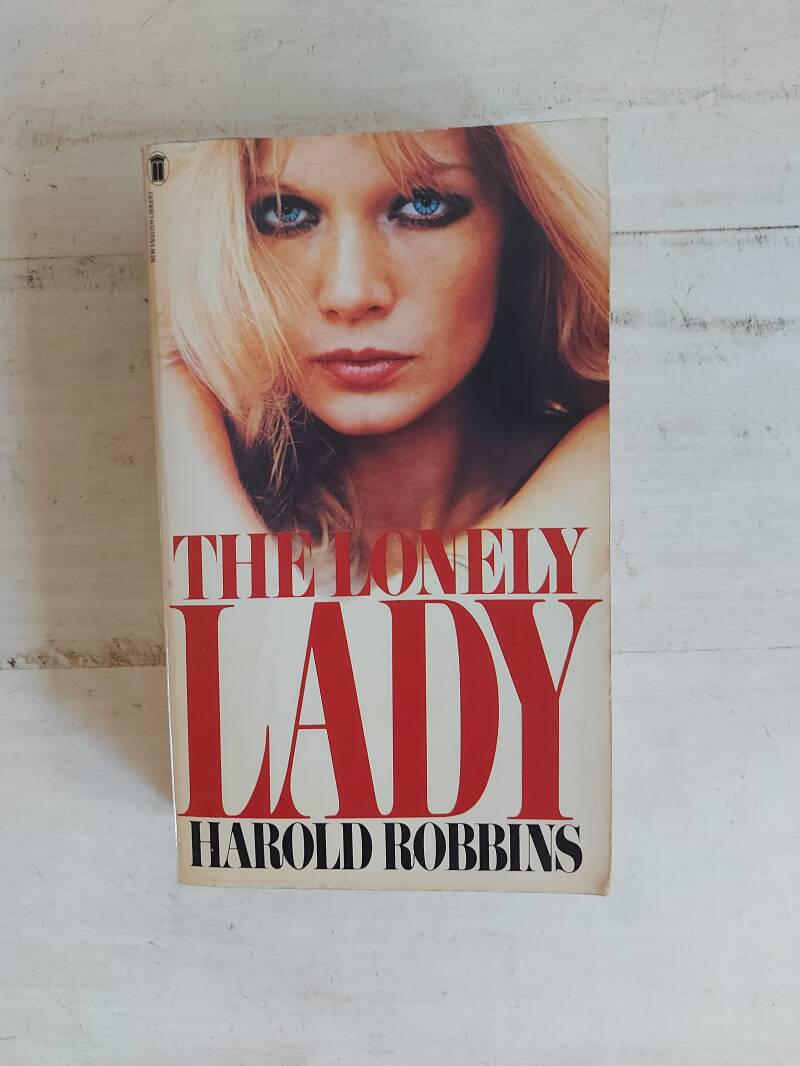 The lonely lady - Harold Robbins