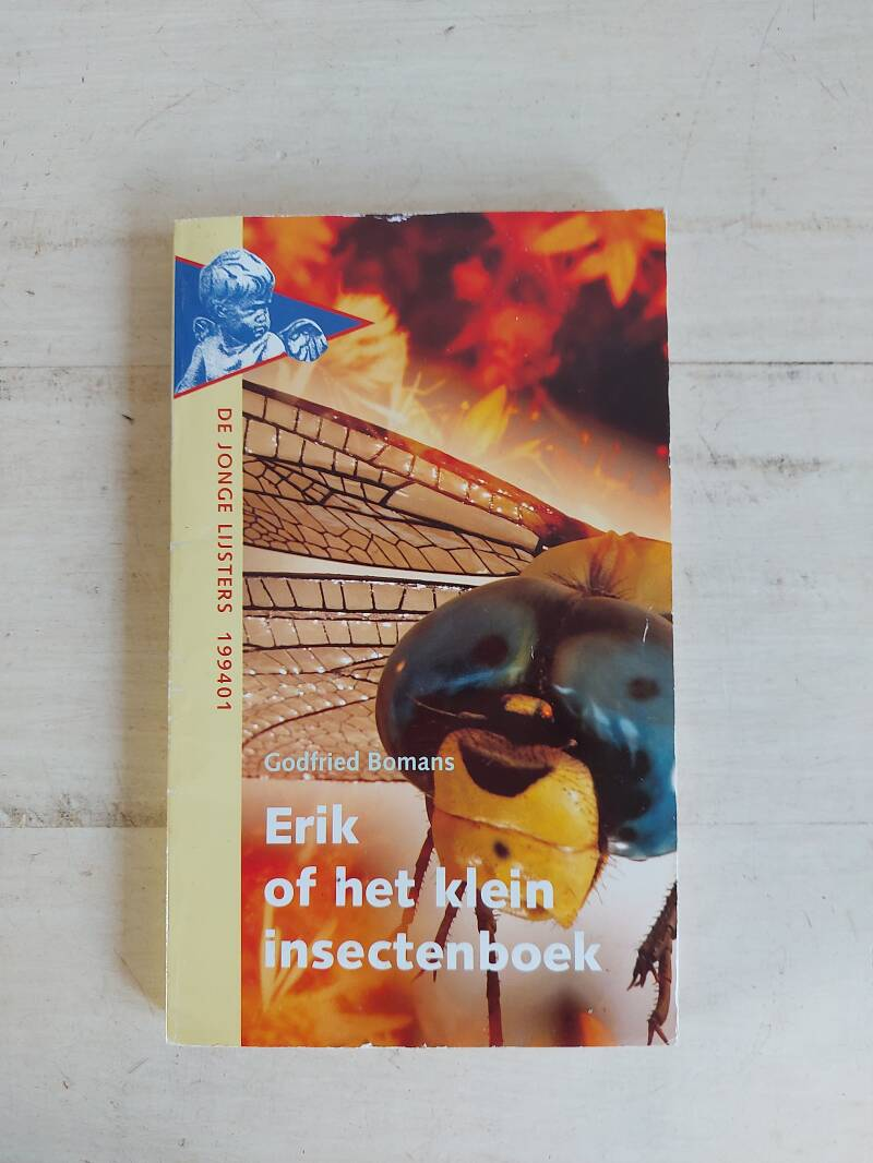 Erik of het klein insectenboek - Godfried Bomans