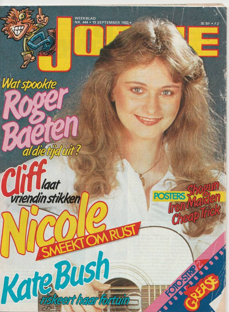 Joepie nr. 444; 19 september 1982
