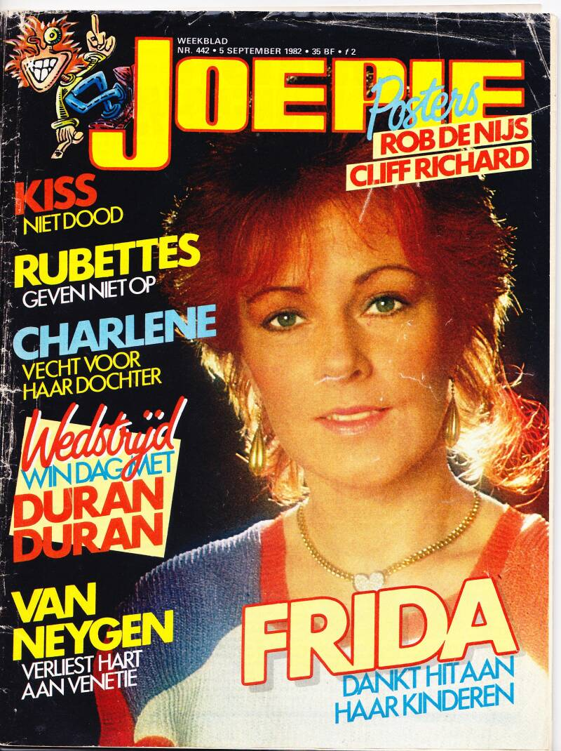 Joepie nr. 442; 5 september 1982