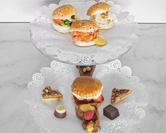 Valentijns HIGH TEA for TWO