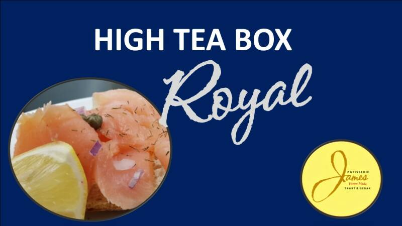 High Tea - ROYAL