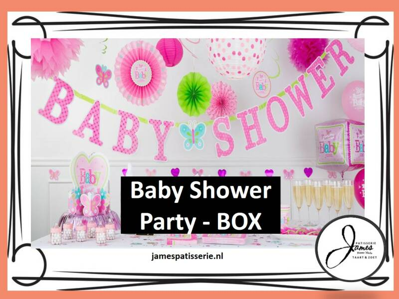 Baby Shower Party - BOX