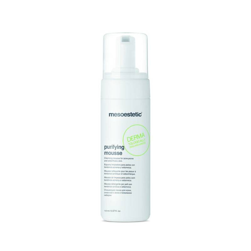 Purifying mousse 150 ml