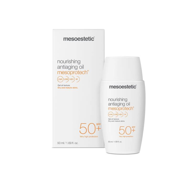 Mesoprotech nourising antiaging oil 50+ SPF 50ml