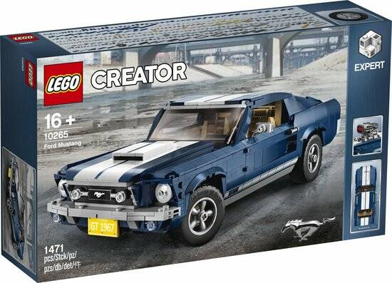 Lego Creator Expert Ford Mustang GT - 10265