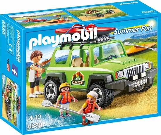 Playmobil 6889 Off-Road Suv