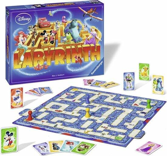 Ravensburger Disney Labyrinth
