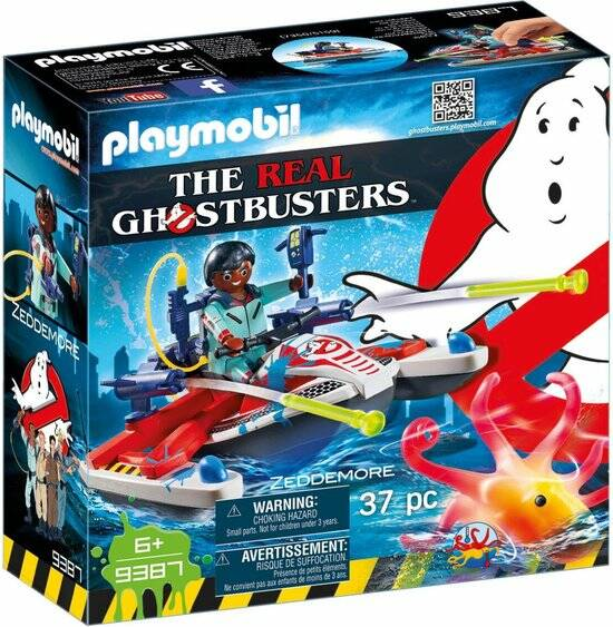 PLAYMOBIL Ghostbusters waterscooter - 9387