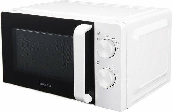 Tomado TMS2001W - solo magnetron - 20 liter - WIT