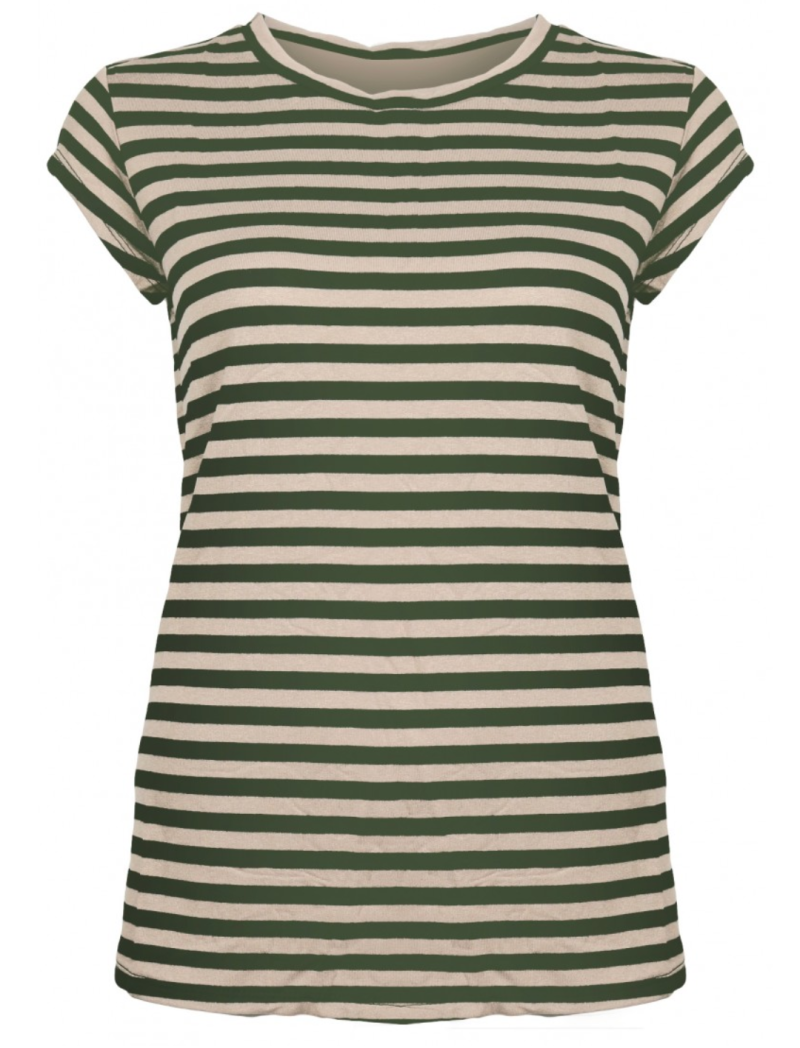 T-Shirt Army Stripe
