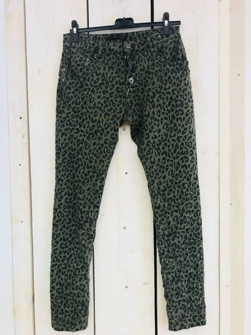 Green Panther Jeans