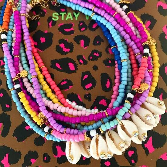 Necklace Shell (more colors)