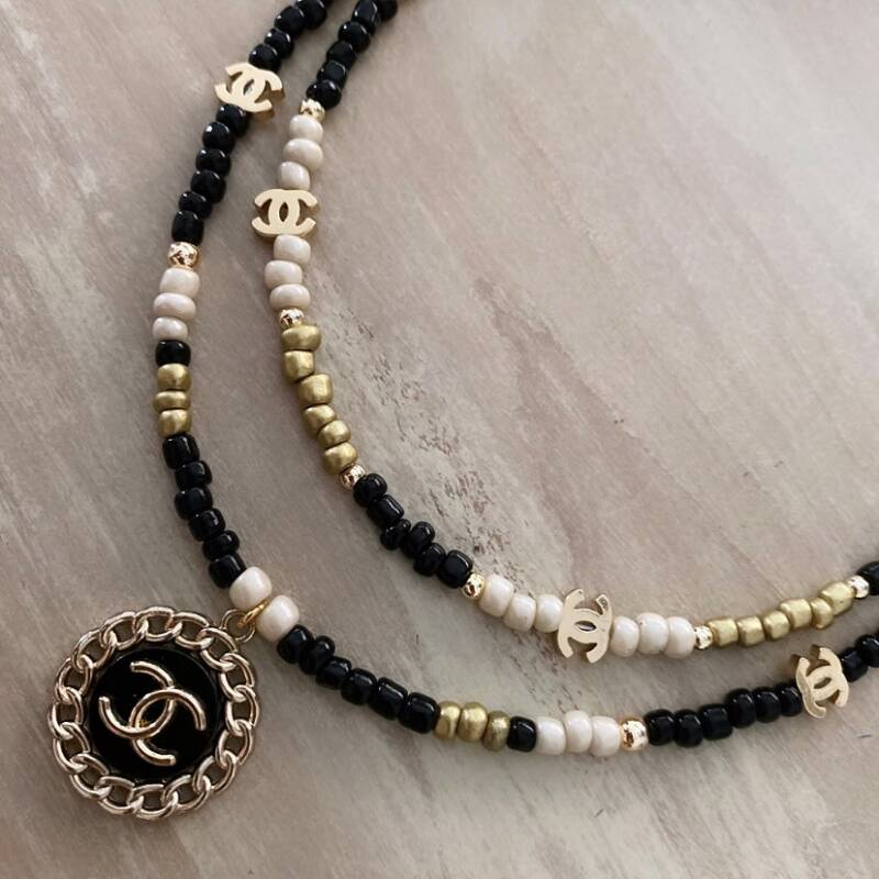 • Inspired necklace set 15