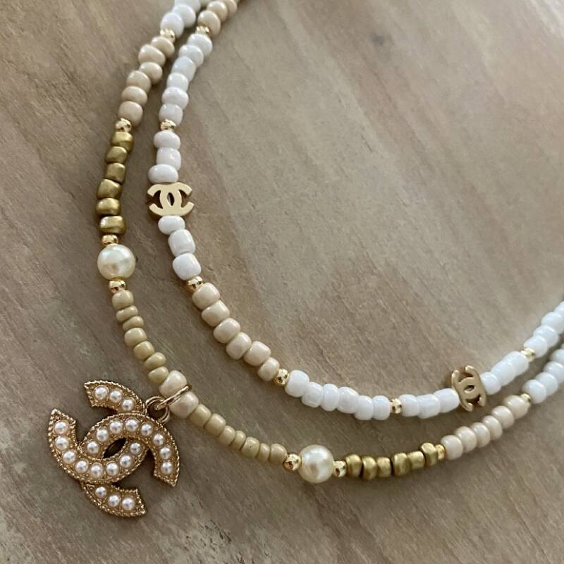 • Inspired necklace set 5