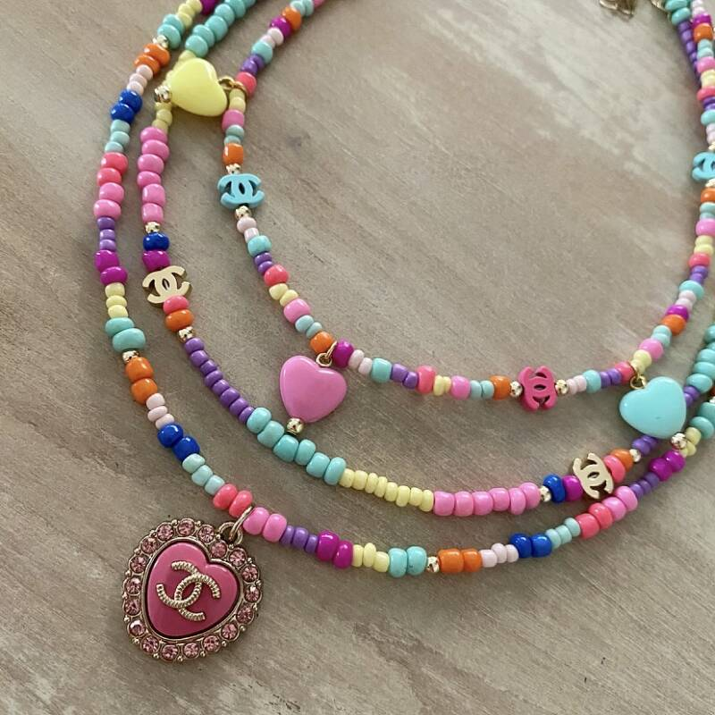 • Inspired necklace set 6