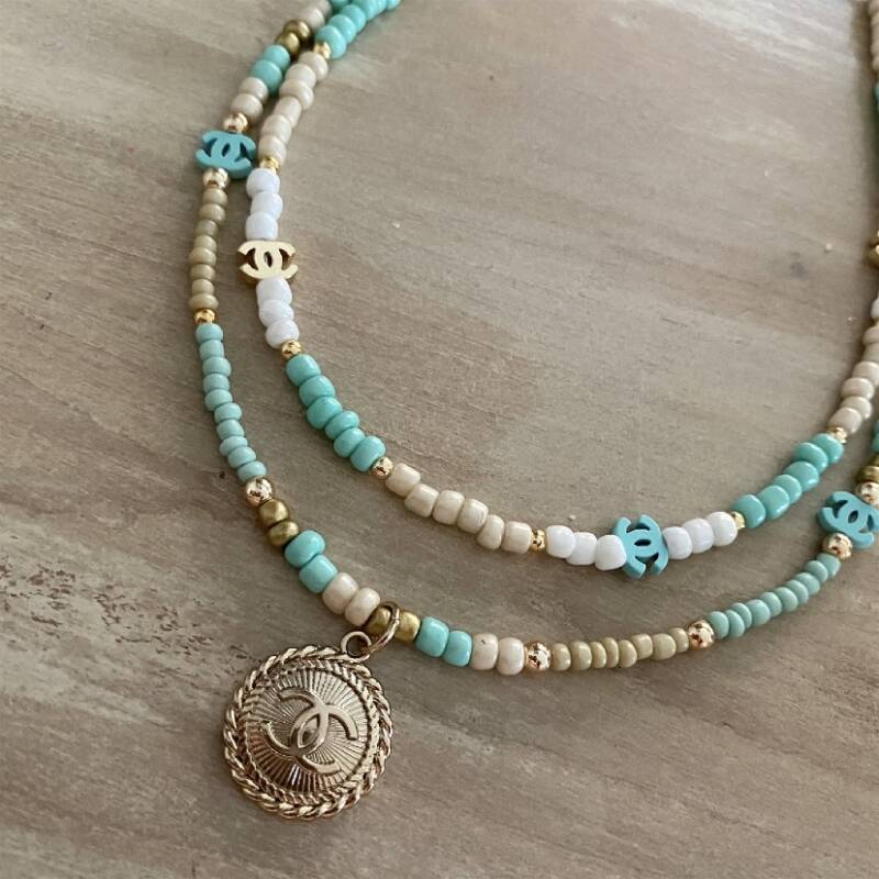 • Inspired Necklace set 1