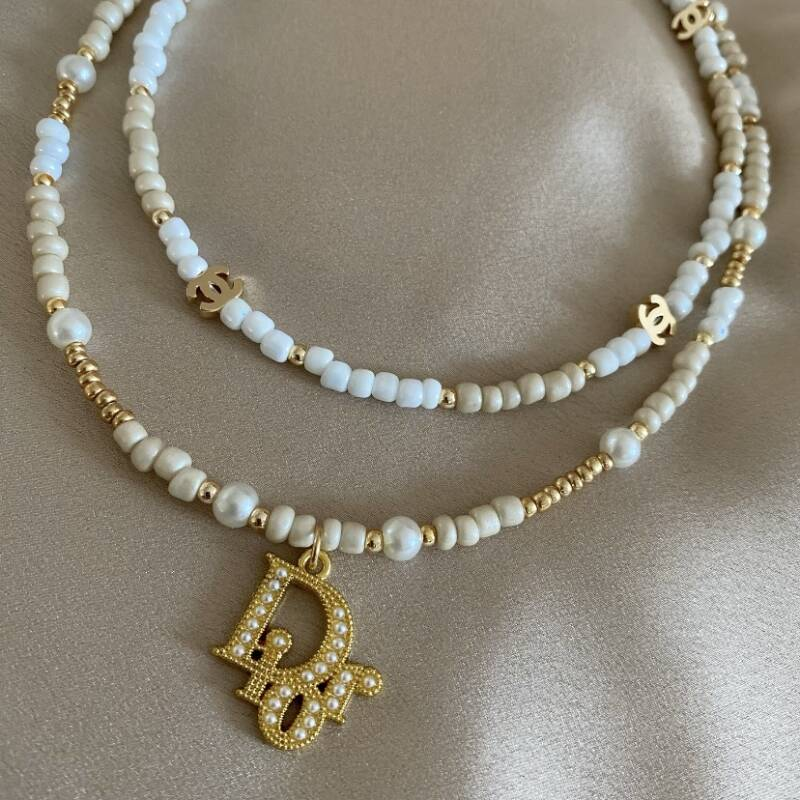 • Inspired Necklace set 9