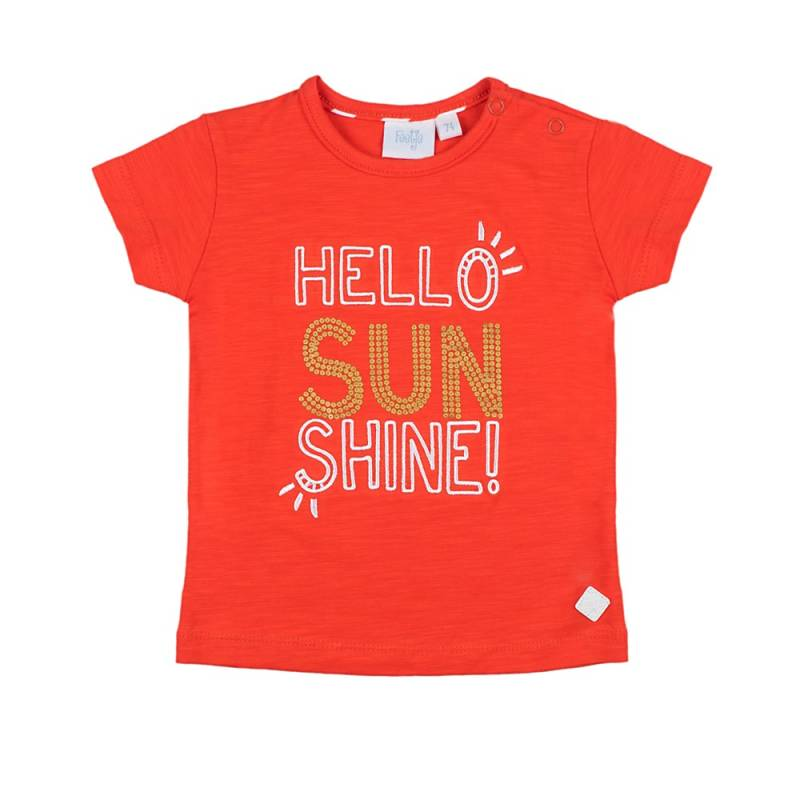 Feetje- T-shirt - Hello sunshin