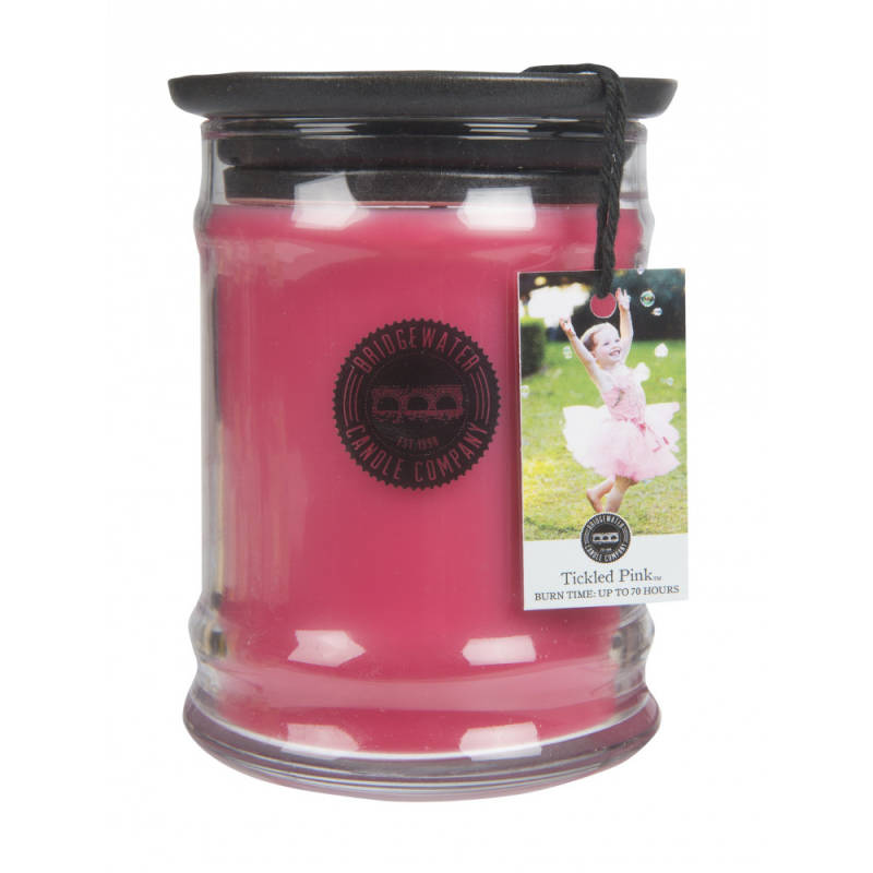 Bridgewater Candle Company - Geurkaars - 225gr - Tickled Pink