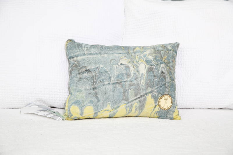Peace Silk Pillow 2.1 ALL ONE OF A KIND
