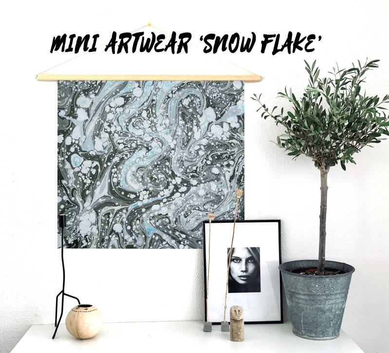 "Magic Artwear - Mini - ""Snow Flake'"