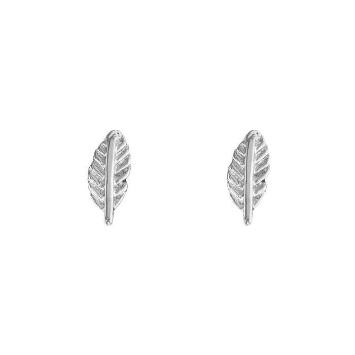 Little Feathers Studs 2.0 - Gold/Silver