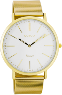 OOZOO Vintage - Gold/white - C7389 - (40mm)
