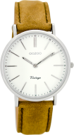 OOZOO Vintage - Brown/white - C8144 - (36mm)
