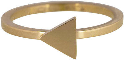 Ring R395 Gold 'Steel Triangle' Staffelkorting
