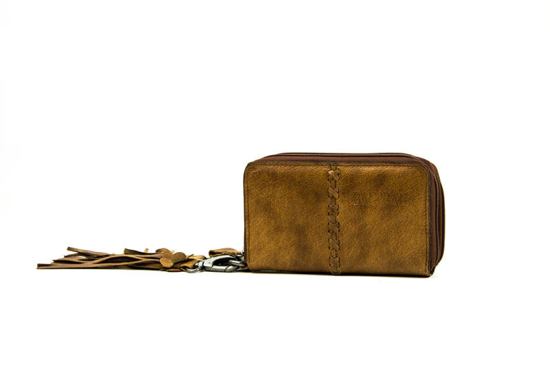 BAG2BAG Wallet Huston- Brown