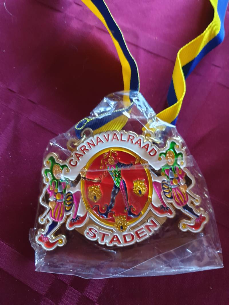 CRS medaille 2020
