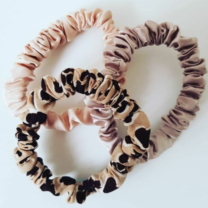 Smalle scrunchies