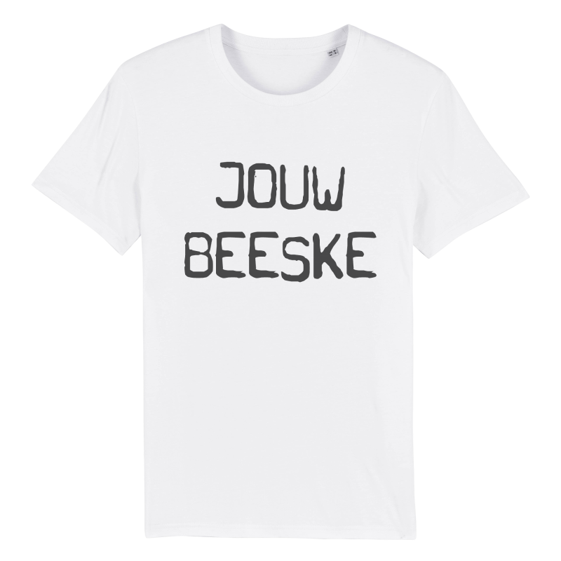 Heren T-shirt Originals 'Jouw Beeske'