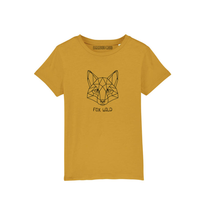 Kids T-shirt 'Fox Wild'