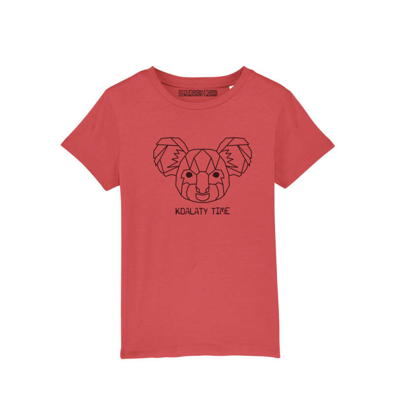 Kids T-shirt 'Koalaty Time'