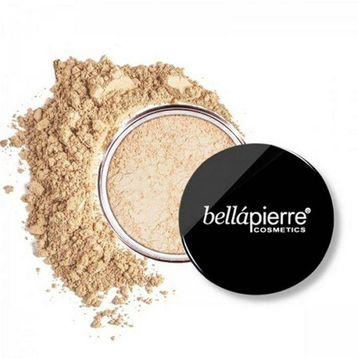 Bellapierre SPF 15 Mineral Loose Powder 5-in-1 Foundation - Ivory