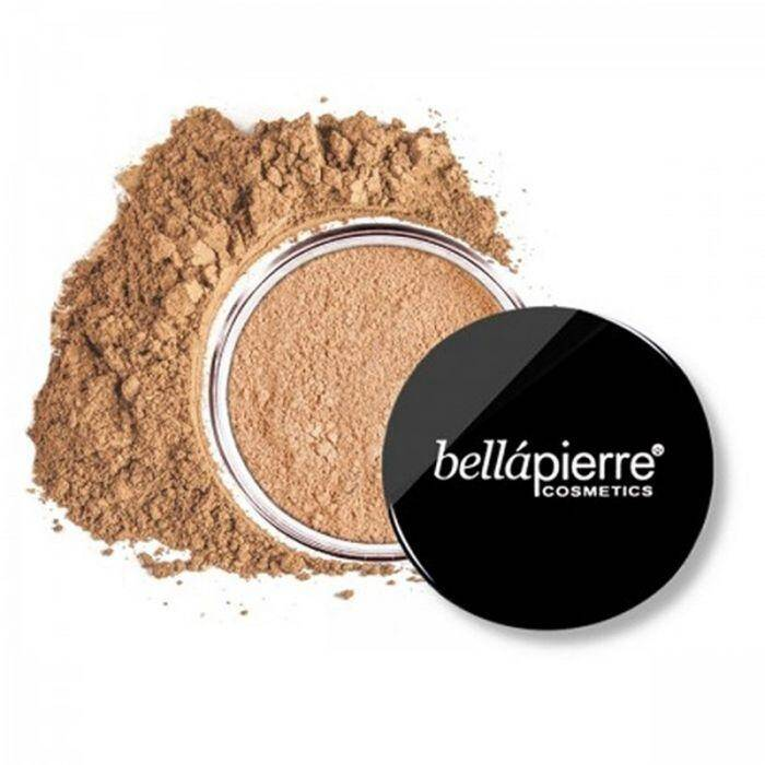 Bellapierre SPF 15 Mineral Loose Powder 5-in-1 Foundation - Latte