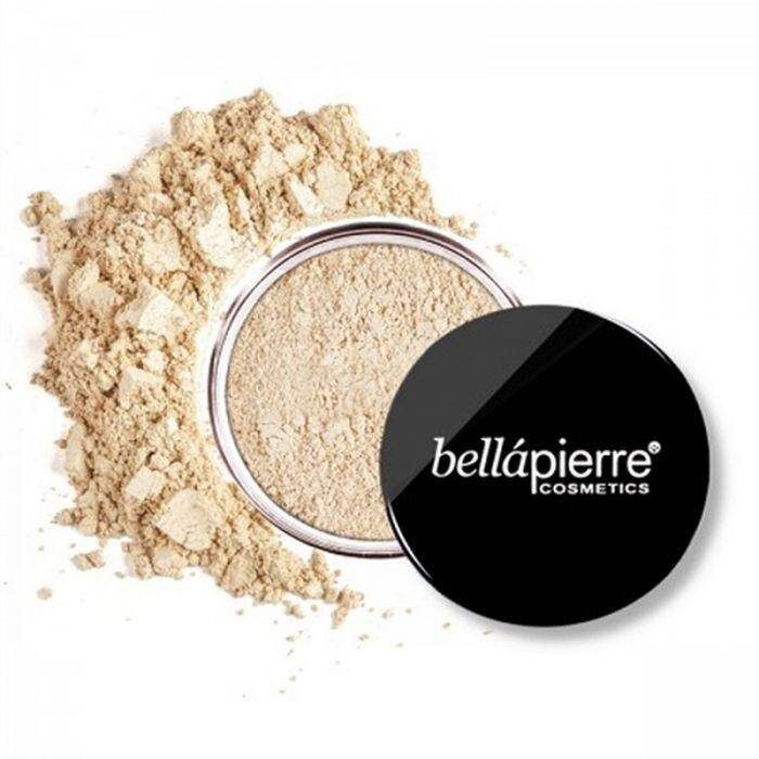 Bellapierre SPF 15 Mineral Loose Powder 5-in-1 Foundation - Ultra