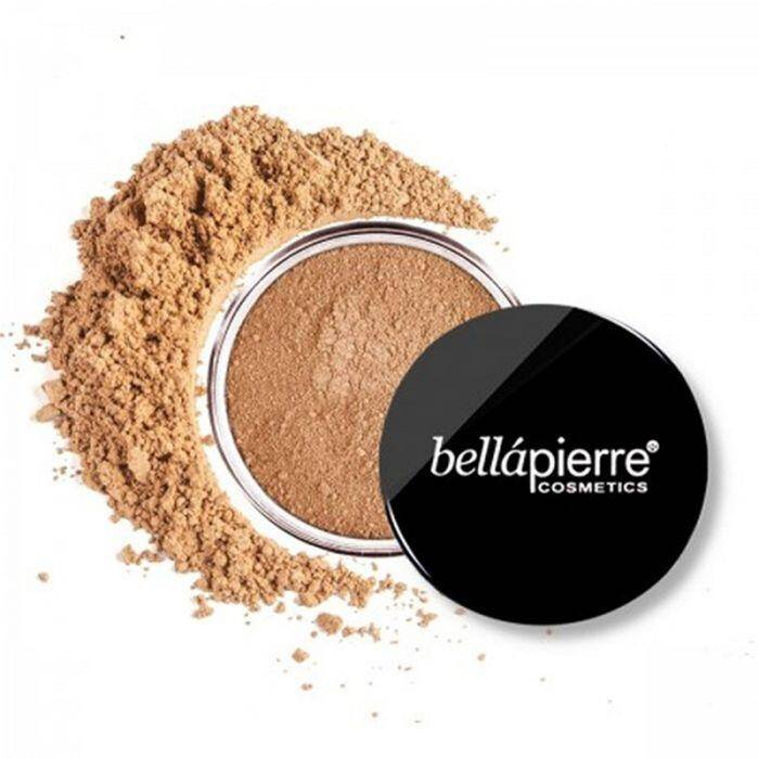 Bellapierre SPF 15 Mineral Loose Powder 5-in-1 Foundation - Cafe