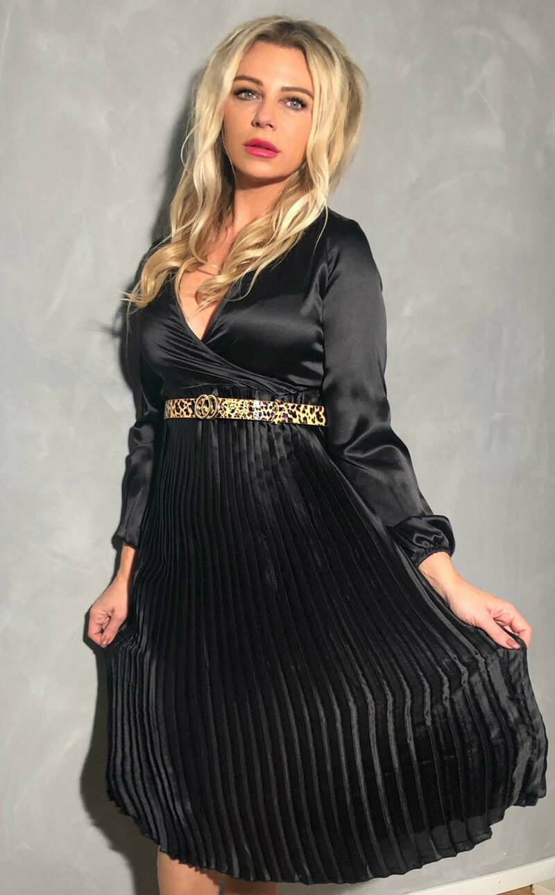 Dress Phyra Black