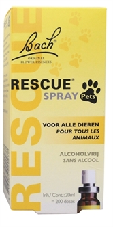 BACH RESCUE SPRAY PETS 20 ML