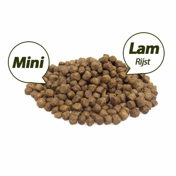 premium MINI lamb & rice 4 kg