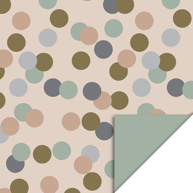 House of Products - Inpakrol Big Confetti Beige