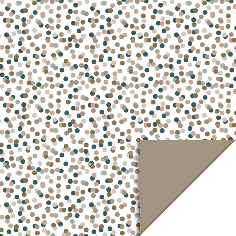 House of Products - Inpakrol Small Confetti Taupe