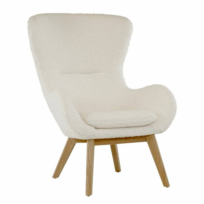 Kick Collection Teddy Fauteuil Lizz - Ivoor
