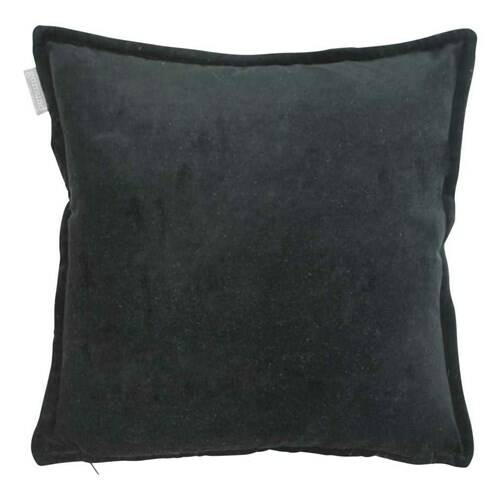Goround Interior - Kussen Cotton Velvet Black