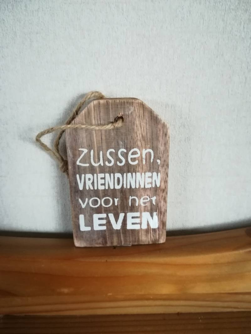 Label zussen